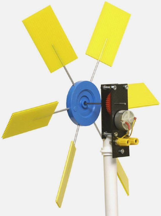 Get Old Windmill Electric Generator Tree Energy
