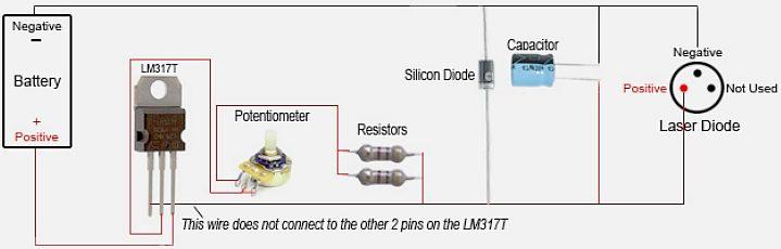wiring diagram laser diode car fuse box wiring diagram u2022 rh bripet de Laser Diode Housing Laser Diode Driver