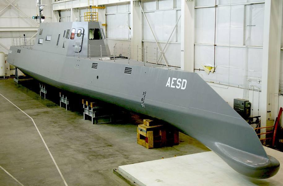 Marvelous Bayview, Idaho (Aug. 23, 2005)   The Advanced Electric Ship Demonstrator  (AESD), Sea Jet, Funded By The Office Of Naval Research (ONR), Is A  133 Foot Vessel ...
