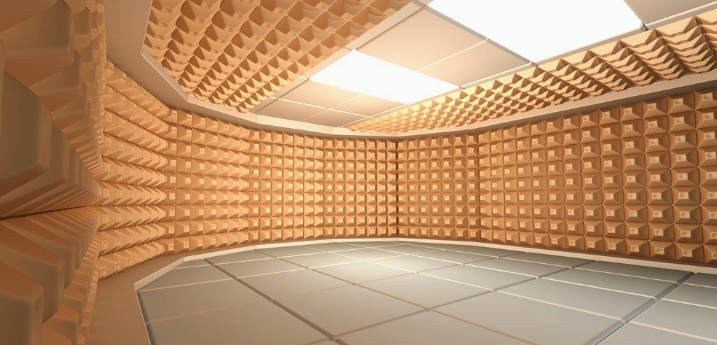 sound proofing in at the design stage with as many sound containing