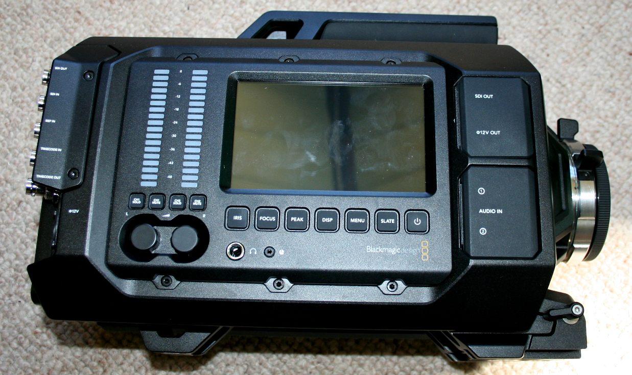 Black Magic Design Camera 4k Ursa Pl