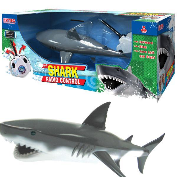 Shark Boat Toy : Sharks animatronics marine robots submarine fish toys