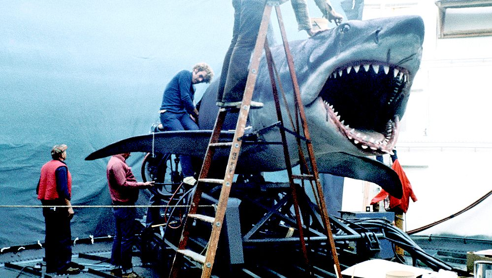 jaws the movie and its effects essay Analysis of the movie jaws, directed by steven spielberg, and its incredible success.