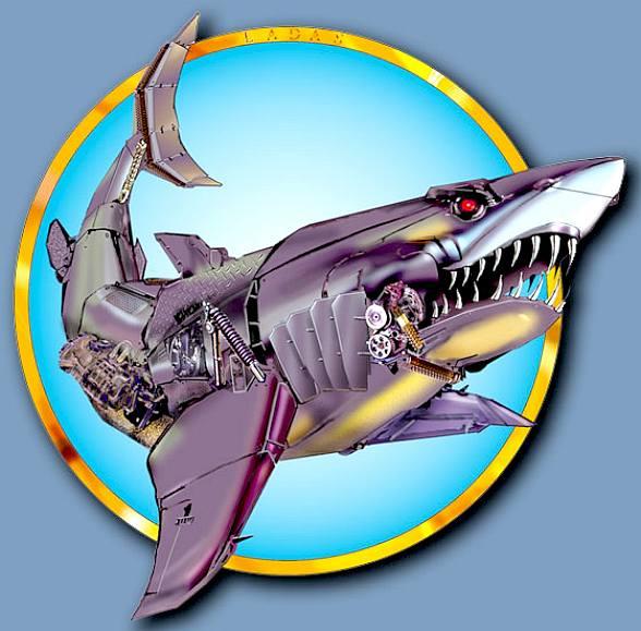 World S Largest Robotic Shark Project Biggest Animatronic Fish