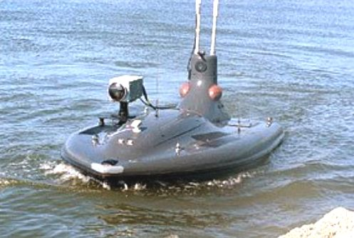 General Dynamics Robotic Systems Anti Submarine Warfare