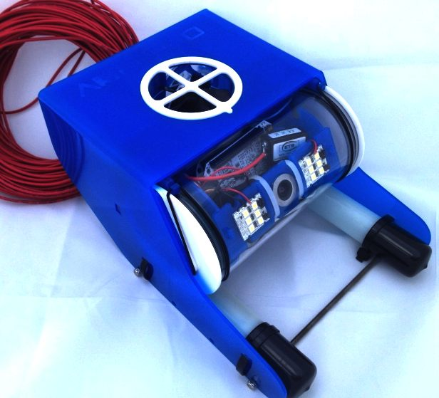 Underwater Rov Kit Pictures To Pin On Pinterest Thepinsta