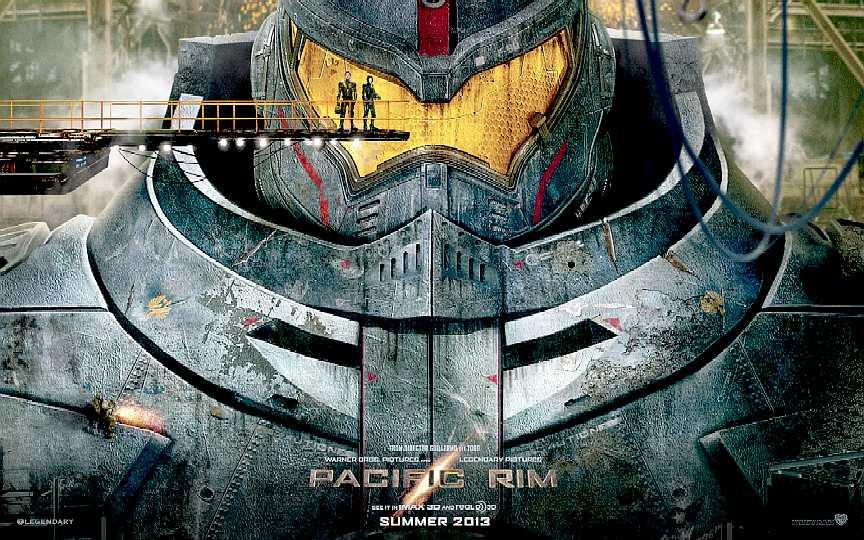 PACIFIC RIM Pacific Rim Gipsy Danger Head