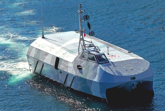 Espandon Swordfish Slamf Systeme De Lutte Anti Mines Futur