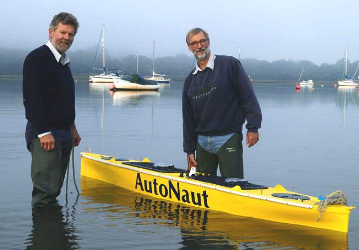 Most Autonomous Vessels Limtied Autonaut Asv