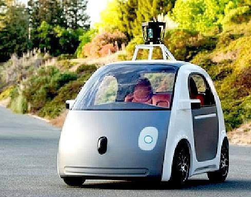 Google S Semi Autonomous Driverless Electric Car