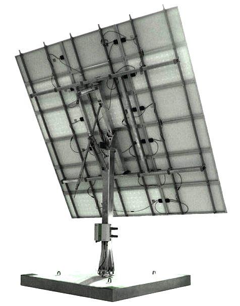 BLUEFISH SOLAR ENERGY HARVESTING SYSTEM TRACKER DEVELOPMENT