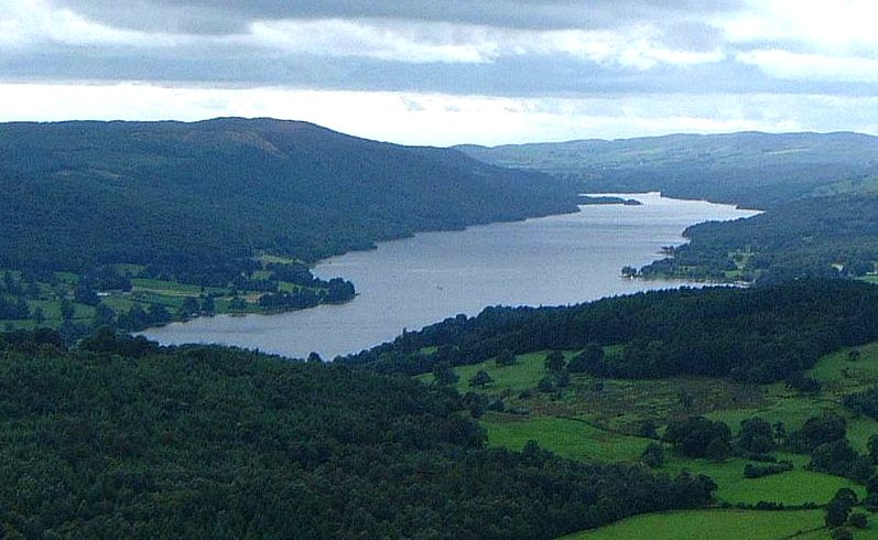 Coniston United Kingdom  city photos : Coniston Water is situated within the boundaries of the historic ...