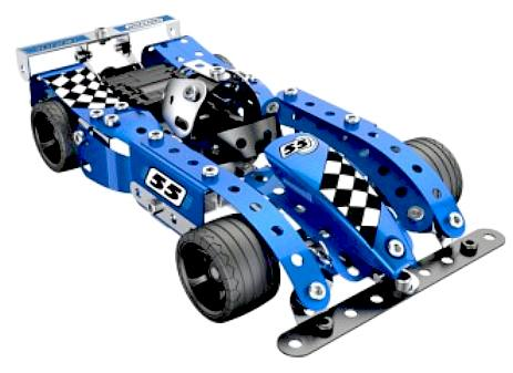 Meccano Models Bluebird Cars Boats Frank Hornby Inventor