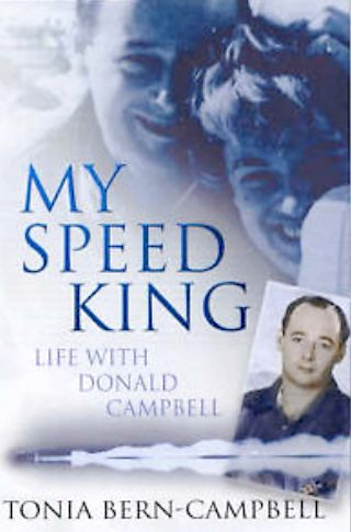 My Speed King, book cover