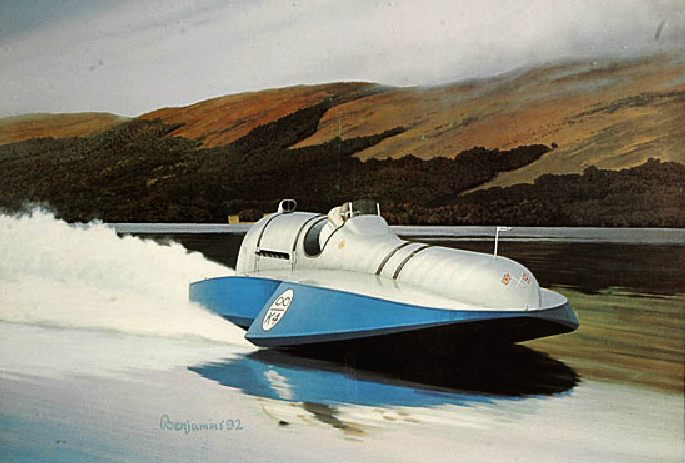 Bluebird Hydroplane Pictures to Pin on Pinterest - ThePinsta