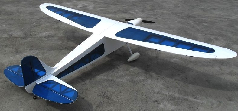 Bluebird Electrically Assisted 100 Inch Wing Span Glider