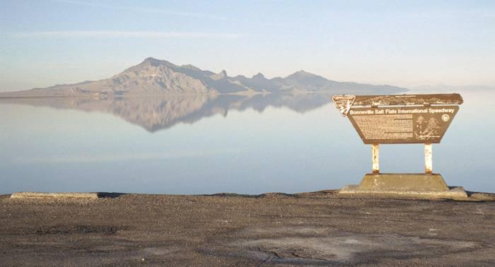 USFRA UTAH SALT FLAT RACING ASSOCIATION BONNEVILLE LAKE CITY USA