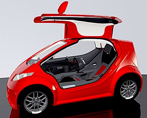 ECO CAR GULL WING DOORS TIMBER STEEL FRAMED DIY ELECTRIC SPORTS CITY CAR SYSTEM BLUEBIRD & ECO CAR GULL WING DOORS TIMBER STEEL FRAMED DIY ELECTRIC SPORTS CITY ...