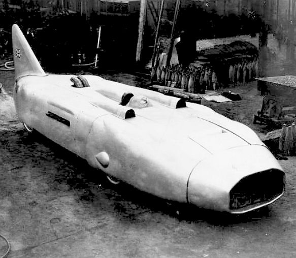 Electric Car World Speed Record