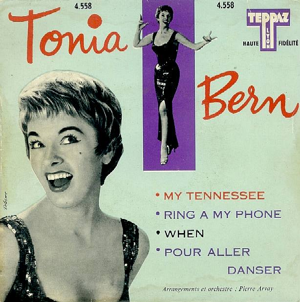 Tonia Bern music album