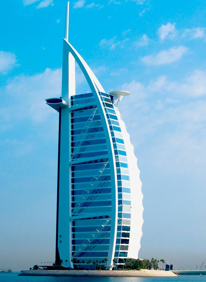 Arabia jeddah to dubai zero carbon smart cities networked for The sail hotel dubai