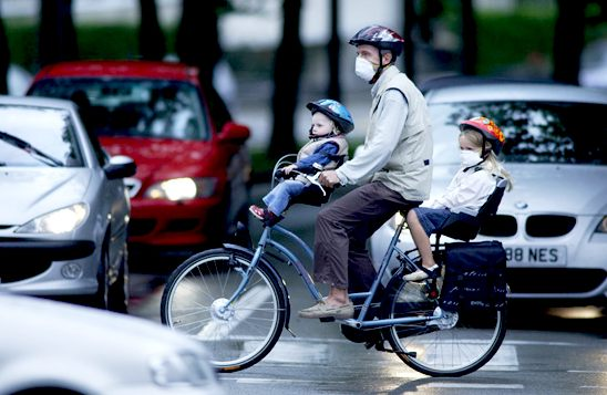 Cancer research - traffic air pollution in cities is carcinogenic