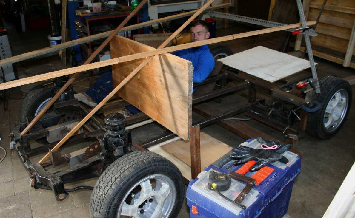 or even the beach buggy look or do they streamline the vehicle to obtain more miles per charge it should be a lot of fun trying out the options - Homemade Buggy Car Body Plans