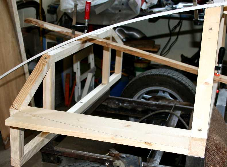 how to build your own sports car