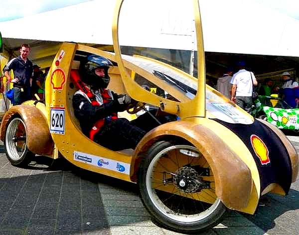 Ecokar Solar Powered Electric Rickshaw Design Study How To