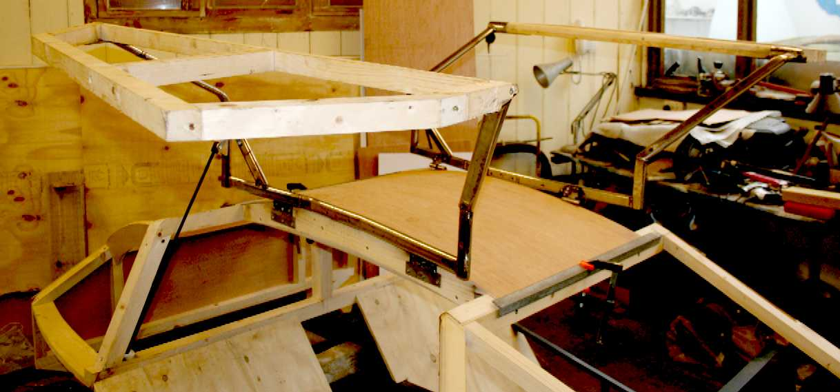 ECO CAR GULL WING DOORS TIMBER STEEL FRAMED DIY ELECTRIC SPORTS CITY