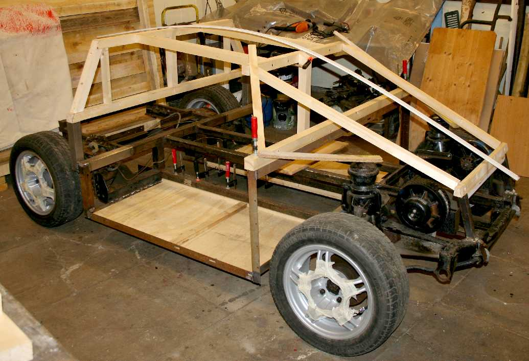 Electric And Hybrid Kit Cars Chassis Bodywork Club Racer