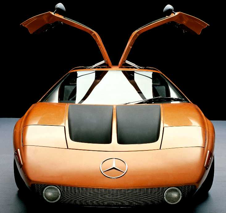 ECO CAR GULL WING DOORS TIMBER STEEL FRAMED DIY ELECTRIC