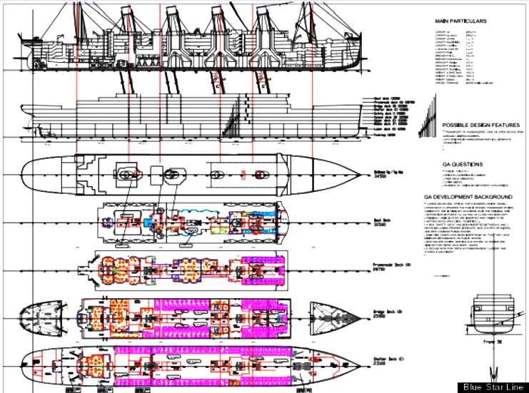 Titanic Ii Blue Star Line Cruises