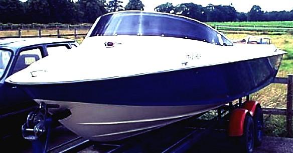 Donald Campbell Ken Norris Leo Villa Jetstar Waterjet Drive Boats