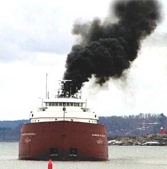 BUNKERS FUELS OIL COAL DIESEL MARPOL