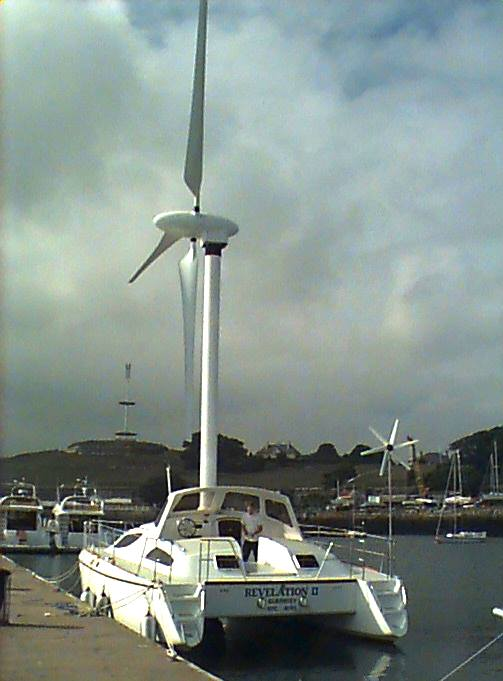 WIND POWERED SHIPS MARINE RENEWABLE ENERGY RESEARCH ROTARY SAILS