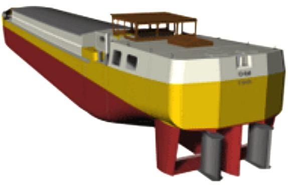 marin teknikk casco
