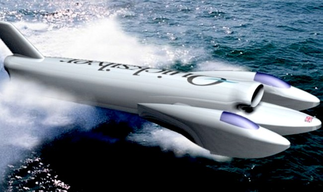 Fastest Speed Boat Ever | www.imgarcade.com - Online Image Arcade! Fastest Speedboat In The World