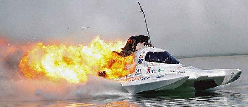 SPIRIT OF TEXAS RACING DRAG BOAT DAVID KIRKLAND WORLD'S