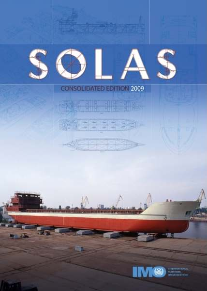 SOLAS 2009 consolidated edition