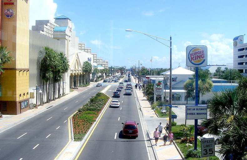 Daytona Beach A1A South