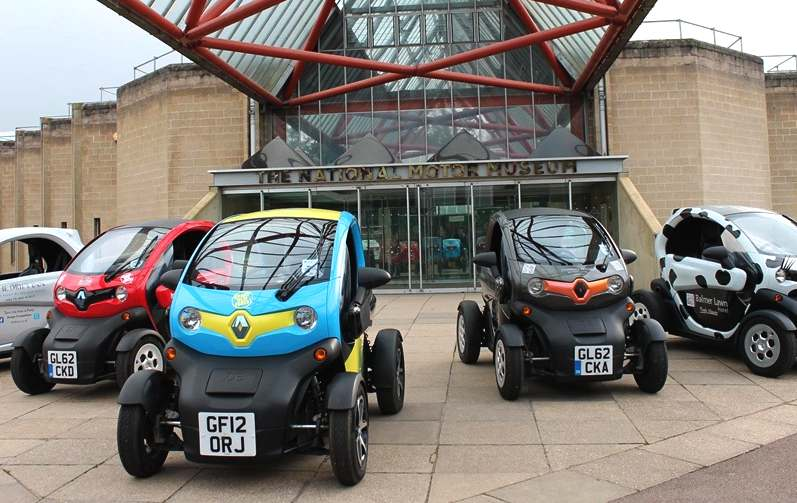 Motoexpo sustainable event national motor museum beaulieu for National motors used cars