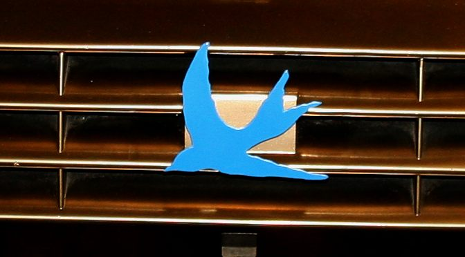 Blue Bird Making Of A Legend Marque Heraldic Symbols Cars Badges