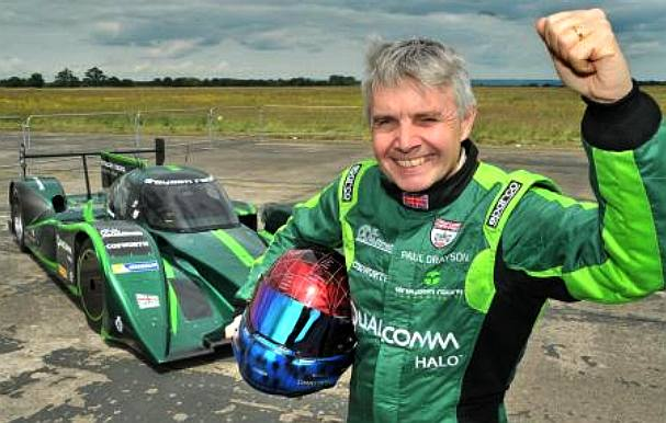 Lord Drayson - British electric land speed record holder