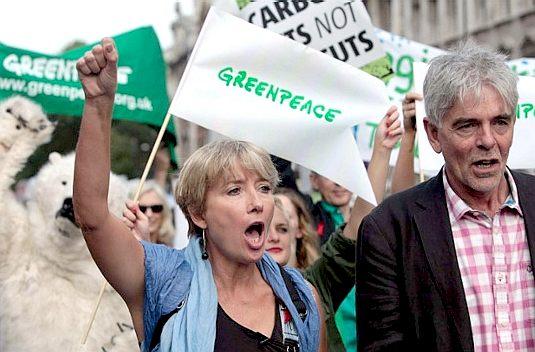 nichtstaatlicher akteur greenpeace