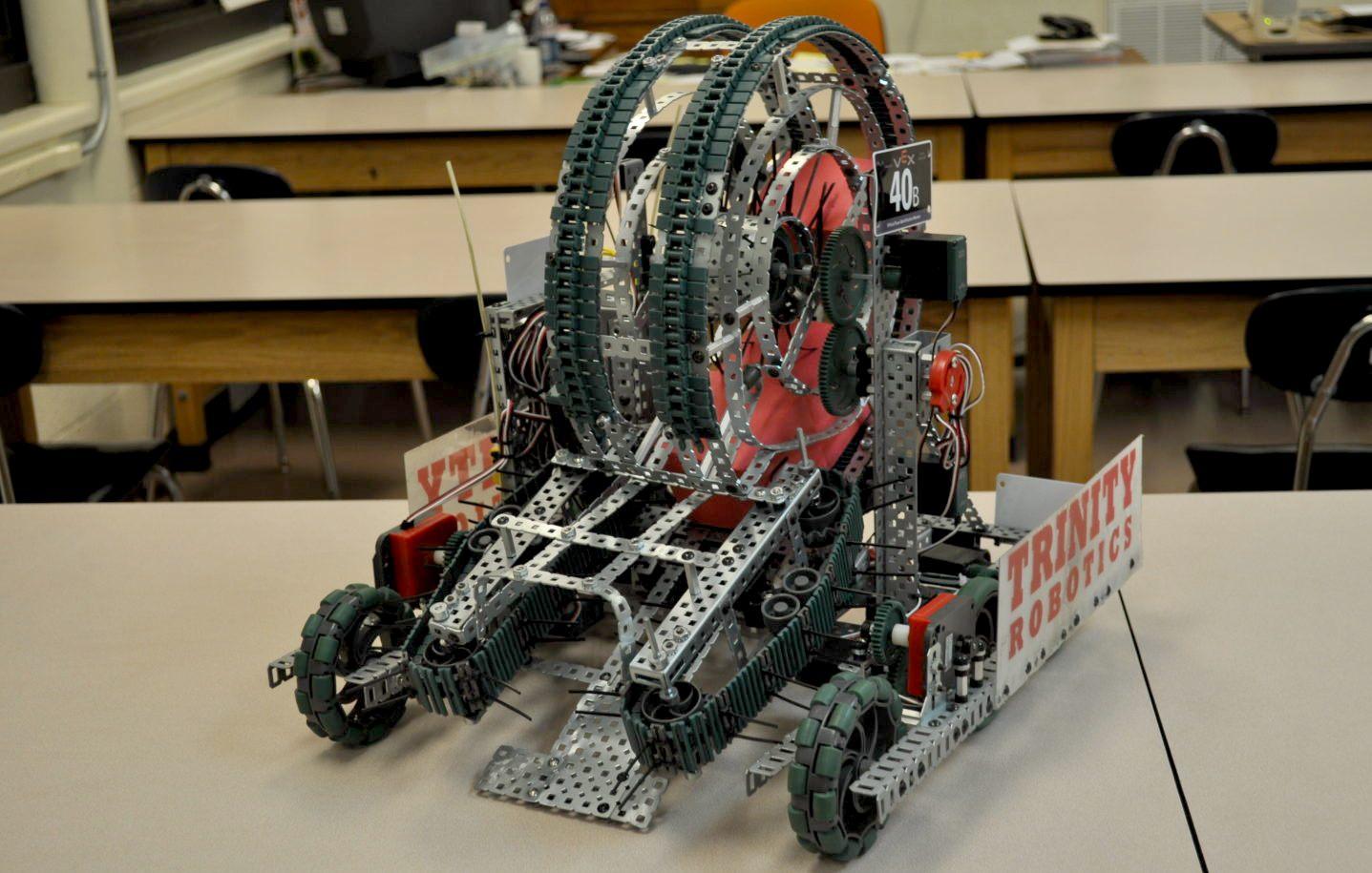 VEX IQ WORLDS ROBOTICS STEM MIDDLE ELEMENTARY SCHOOLS CHALLENGE