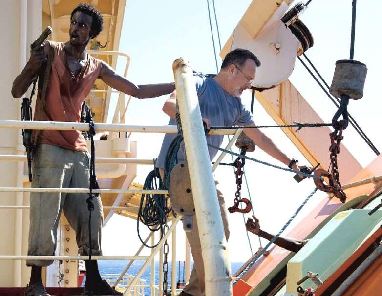 CAPTAIN PHILLIPS SOMALIA PIRATES HIJACKING MAERSK ALABAMA