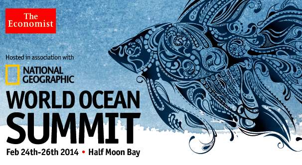World Ocean Summit 2013 at the Ritz Carlton, Half Moon Bay, CA