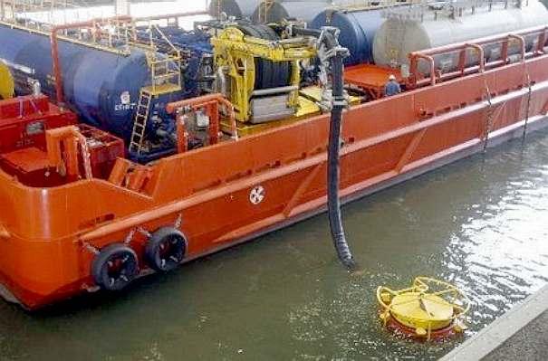Kevin Constner S 26 Million Dollar Oil Spill Vacuum