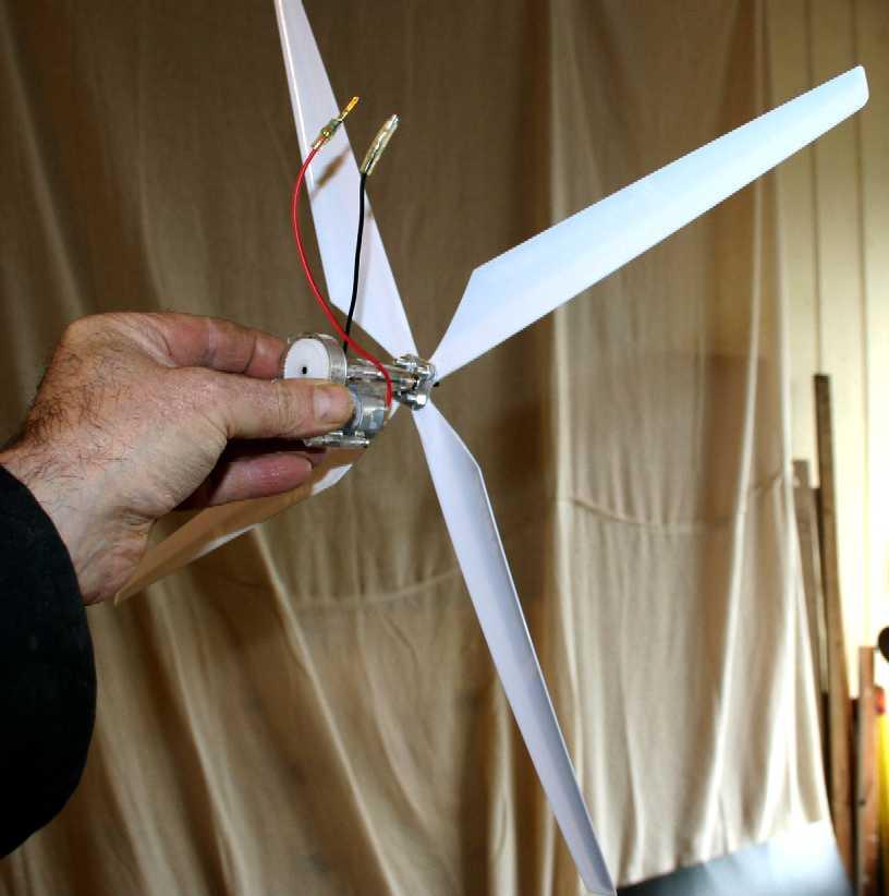 Как сделать ветряк в домашних условиях своими руками 25
